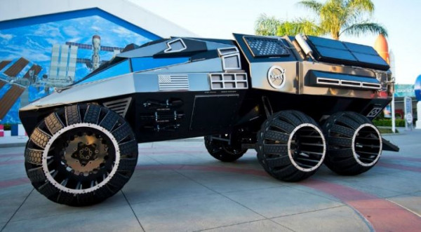 Mars Rover, batmobile NASA untuk menjelajahi Mars (dok. NASA Kennedy Space Center)
