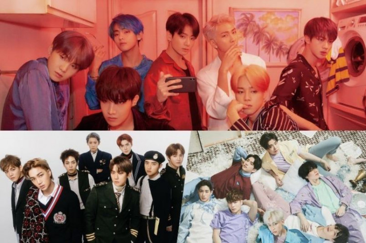 Daftar Nominasi Billboard Music Awards 2019: Ada BTS, EXO