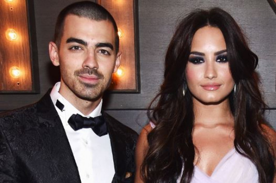 Demi Lovato dan Joe Jonas (dok. Billboard)