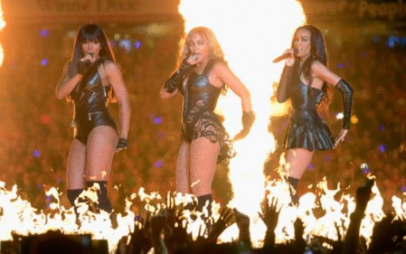 Penampilan Destiny's Child di Coachella 2018 (dok. Metro)