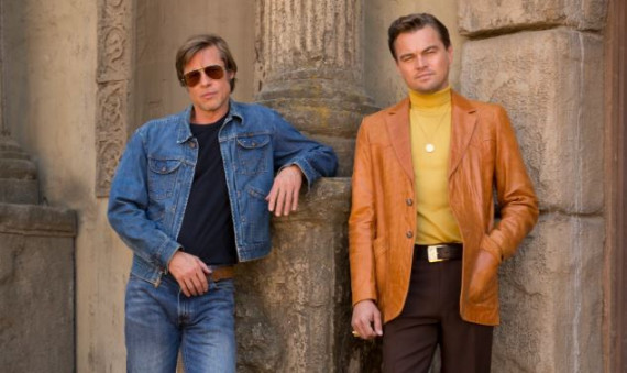 Brad Pitt dan Leonardo DiCaprio adu akting di Once Upon a Time in Hollywood (dok. USA Today)