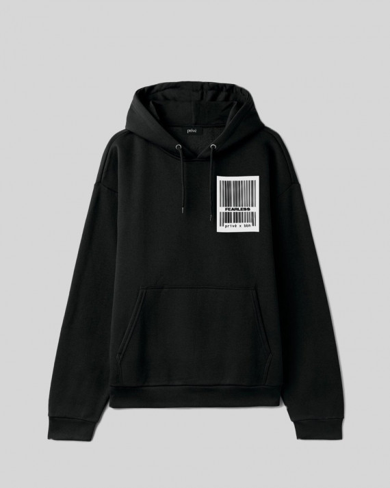 Barcode Hood dari Prive by BBH (dok. Prive)