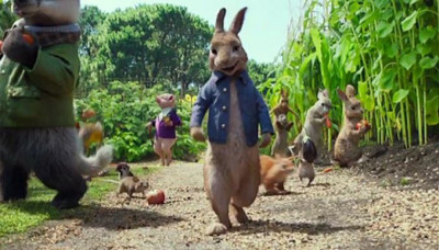 Makin tertarik nonton film Peter Rabbit Teen? (dok. The AV Club)