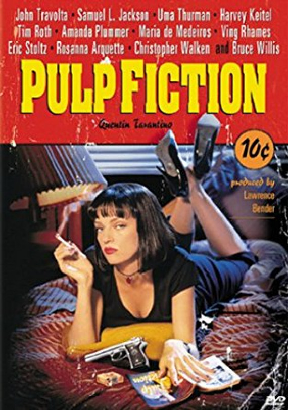 Pulp Fiction (dok. Istimewa)