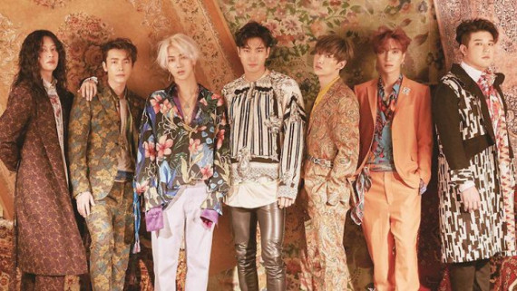 Super Junior comeback dengan album repackage (dok. SM Entertainment)