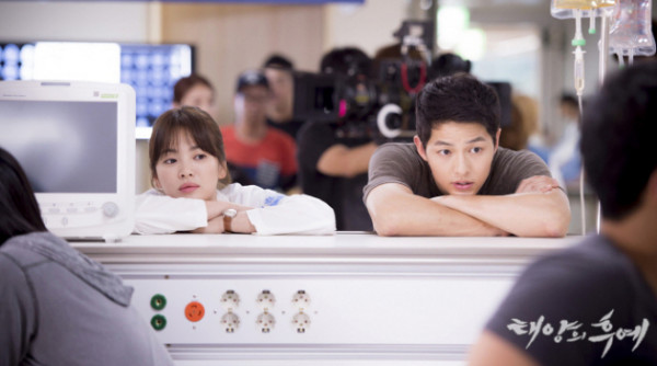 Song Hye Kyo dan Song Joong Ki (dok. KBS)