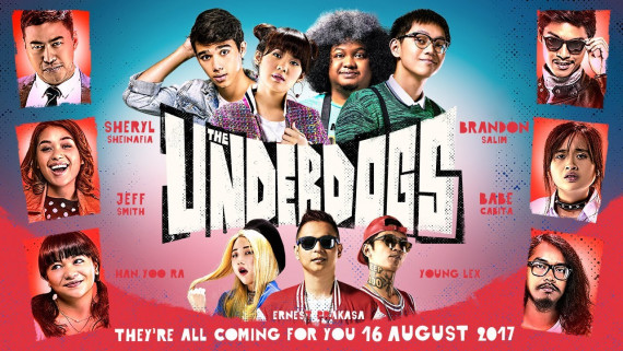 The Underdogs adalah film pertama Jeff Smith (dok. Istimewa)