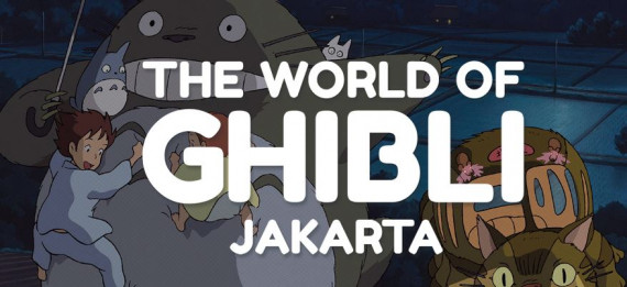 The World of Ghibli