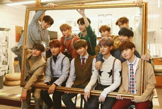 Wanna One bakal gelar pameran khusus nih Teens! (dok. Instagram)