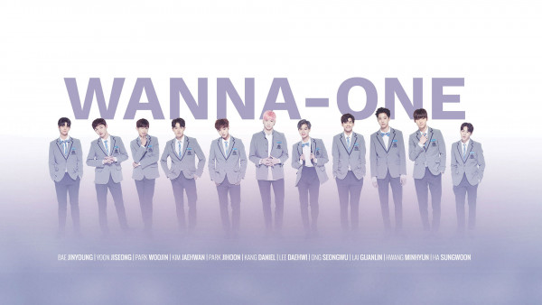 11 anggota Wanna One dari Produce 101 Season 2 (dok. reddit)
